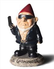 BigMouth The Gnominator Garden Gnome