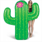 BigMouth Giant Cactus Pool Float | Miscellaneous