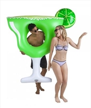 BigMouth Giant Margarita Pool Float