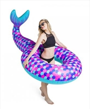 BigMouth Giant Mermaid Tail Pool Float