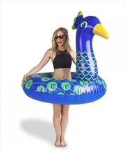BigMouth Giant Peacock Pool Float | Miscellaneous