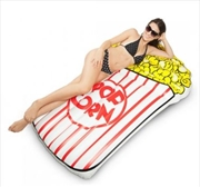 BigMouth Giant Popcorn Pool Float