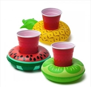 BigMouth Pool Party Beverage Boats (Fruits)