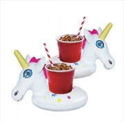 BigMouth Unicorn Beverage Boats