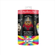 Whiffer Sniffers™ Mystery Pack #7 'Huey Gooey' Caramel Apple Scented Backpack Clip | Toy