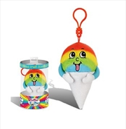 Whiffer Sniffers™ 'Willy B. Chilly' Mixed Fruit Scented Backpack Clip | Toy