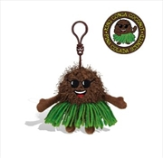 Whiffer Sniffers™ King Conga Coconut Backpack Clip | Toy