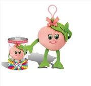 Whiffer Sniffers™ 'Georgia' Peach Scented Backpack Clip | Toy