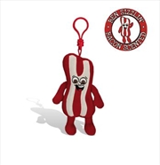 Whiffer Sniffers™ Ben Sizzlin' Bacon Backpack Clip | Toy