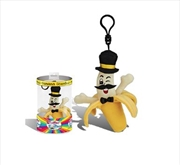 Whiffer Sniffers™ 'Slippery Sam' Banana Scented Backpack Clip | Toy
