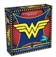 Wonder Woman Road Trip Boardgame | Merchandise