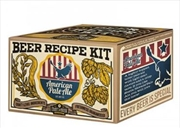 Craft A Brew – American Pale Ale Beer Recipe Refill Kit