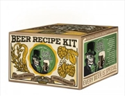 Craft A Brew – Bone Dry Irish Stout Beer Recipe Refill Kit