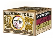 Craft A Brew – Hefeweizen German Wheat Beer Recipe Refill Kit
