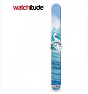 Watchitude #403 – Wave Shredder Slap Watch | Apparel