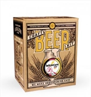 Craft A Brew – Hefeweizen German Wheat Beer Brewing Kit