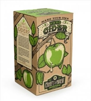 Craft A Brew – Hard Cider Brewing Kit