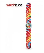 Watchitude #377 – Lollipop Slap Watch | Apparel