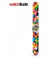 Watchitude #250 – Gumballs Slap Watch