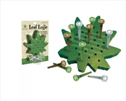 Stonerware – Leaf Logic Peg Game | Merchandise