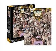 WWE Legends 500pc Puzzle