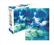 Unicorn Majestic Night – Aquarius Select 1000 Piece Puzzle | Merchandise