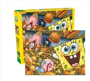SpongeBob SquarePants – Cast 500 Piece Puzzle | Merchandise