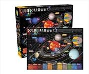 Smithsonian – Solar System 1000pc Puzzle