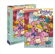 Rugrats – Cast 500pc Puzzle | Merchandise