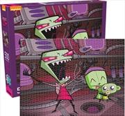 Invader Zim 500 Piece Puzzle | Merchandise