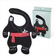 GAMAGO Ninja Baby Bib | Miscellaneous