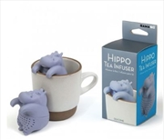 GAMAGO Hippo Tea Infuser | Miscellaneous
