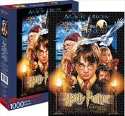 Harry Potter - Sorcerer's Stone 1000pc Puzzle