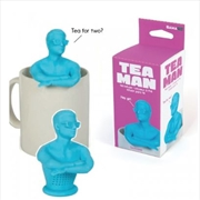GAMAGO Tea Man Tea Infuser | Miscellaneous