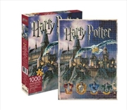 Harry Potter Hogwarts 1000 Piece Puzzle | Merchandise
