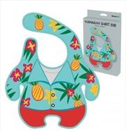 GAMAGO – Hawaiian Shirt Baby Bib | Miscellaneous