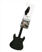 GAMAGO Flipper Guitar Spatula – Black   Miscellaneous