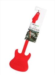 GAMAGO Flipper Guitar Spatula – Red   Miscellaneous