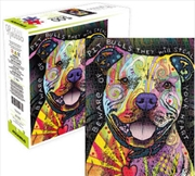 Dean Russo – Pit Bull 500 Piece Aquarius Select Puzzle | Merchandise