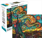Dean Russo – Starry Night Aquarius Select 500pc Puzzle