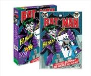 DC Comics – The Joker Comic Cover 1000pc Puzzle
