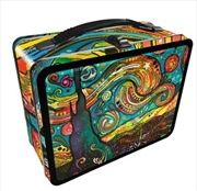 Dean Russo – Starry Night Tin Carry All Fun Box | Accessories