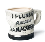 BigMouth Anger Management Mug