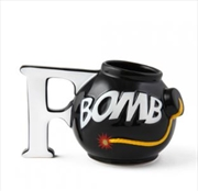 BigMouth F-Bomb Coffee Mug | Miscellaneous