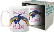 Unicorns Exist Ceramic Mug | Merchandise