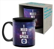 NASA I Need My Space Boxed Mug
