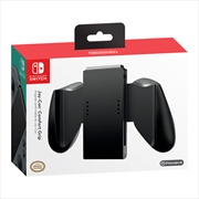 Nintendo Switch - Joy-Con Comfort Grips Black | Nintendo Switch