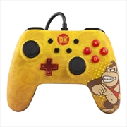 Nintendo Switch Wired Controller Donkey Kong Edition | Nintendo Switch