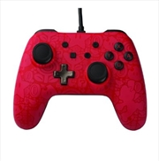 Nintendo Switch Wired Controller Super Mario | Nintendo Switch