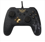 Nintendo Switch Wired Controller Zelda Breath Of The Wild